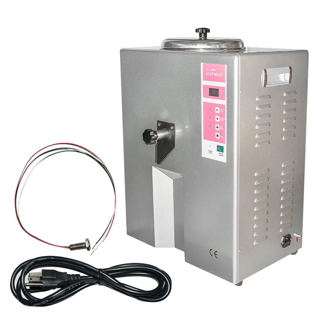 Vinmax Dental Lab Equipment Duplicating Machine Agar Gel Mixer Stirrer 500W, 110V