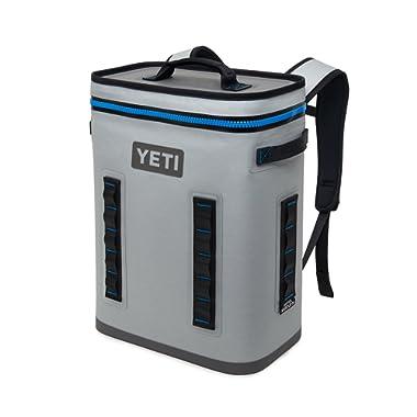 YETI Hopper BackFlip 24 Soft Sided Cooler/Backpack, Fog Gray