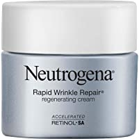 Neutrogena Rapid Wrinkle Repair Retinol Regenerating Anti-Aging Face Cream & Hyaluronic Acid; Anti-Wrinkle Retinol…