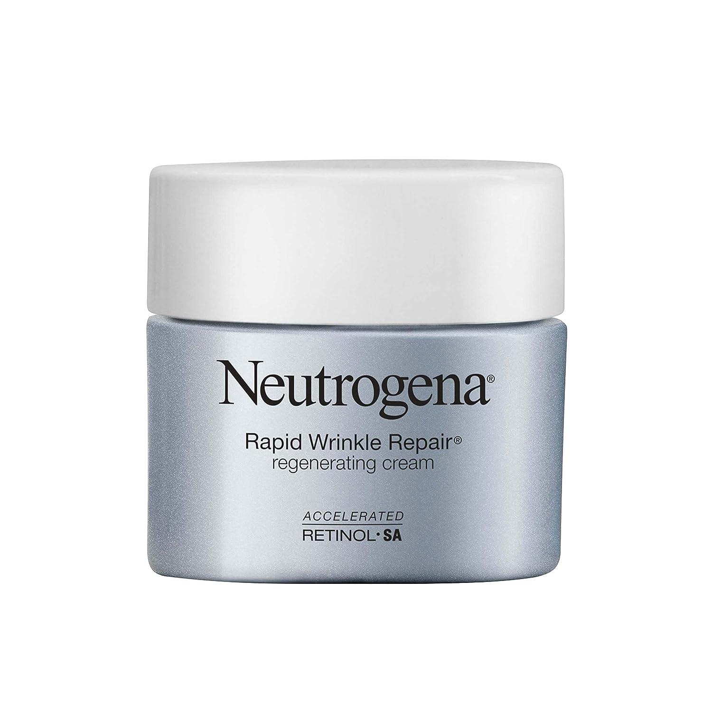 Neutrogena Rapid Wrinkle Repair Retinol Anti Wrinkle Regenerating Face Cream,  Day And Night: Amazon.in: Beauty