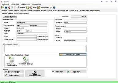 Rechnungsprogramm Fur Handwerker Kleinunternehmer Geeignet Amazon De Software