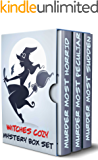 Witches Cozy Mystery Box Set (English Edition)