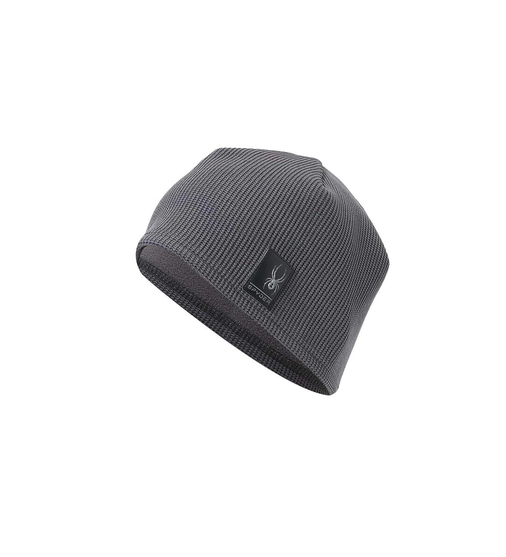 d2522a714a56 Amazon.com : Spyder Men's Bandit Stryke Fleece Hat : Clothing
