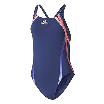 43d29d1363af0 adidas Damen Reg Infinitex Badeanzug: Amazon.de: Sport & Freizeit