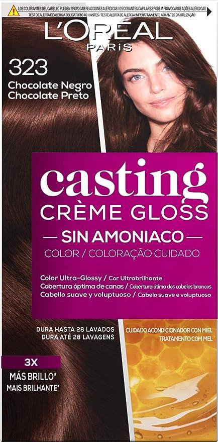 LOreal Paris Casting Crème Gloss Color cuidado, Sin amoníaco ...