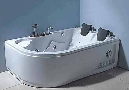 Whirlpool Bad Accessoires : Whirlpool badewanne whirlpool rechteck varadero 170 x 115 2 personen