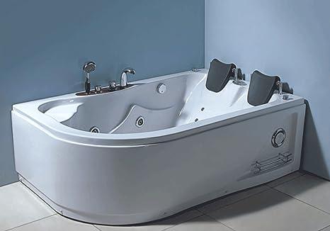 Hoesch Vasche Da Bagno Prezzi : Vasche da bagno angolari senza idromassaggio prezzi vasca da
