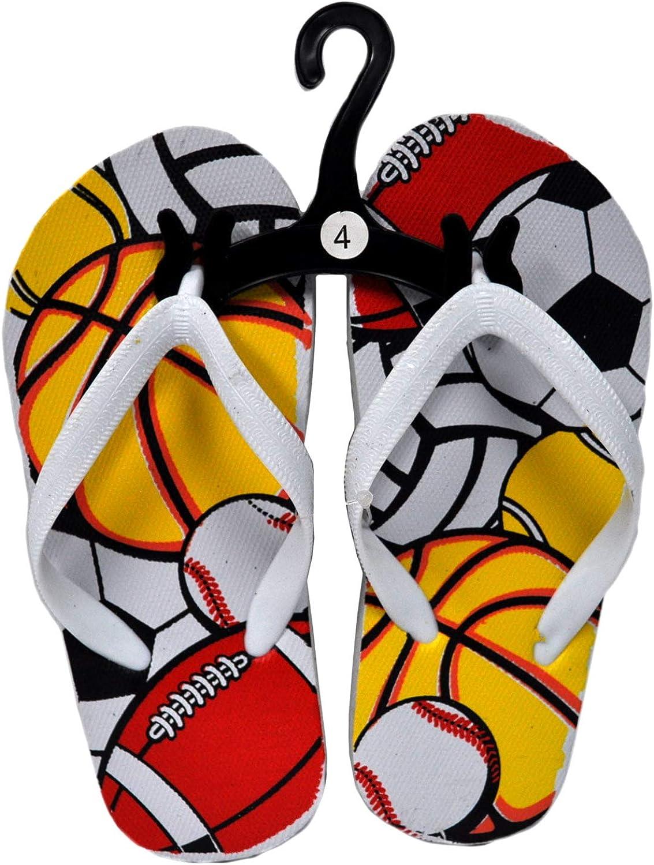 Sports Flip Flops Size