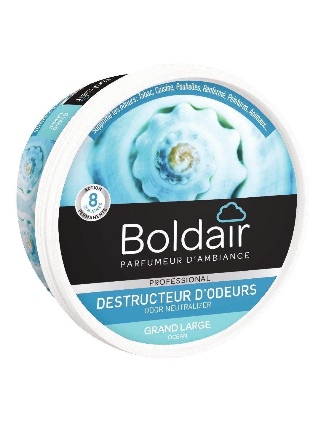 Bonne Odeur Dans La Salle De Bain ~ boldair pot gel destructeurs d odeurs 300g 8 semaines amazon fr
