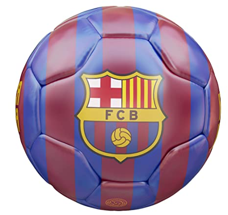 JOSMA SPORT - Balón Grande F.C. Barcelona Líneas Blaugrana: Amazon ...