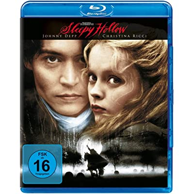 Sleepy Hollow [Alemania] [Blu-ray]