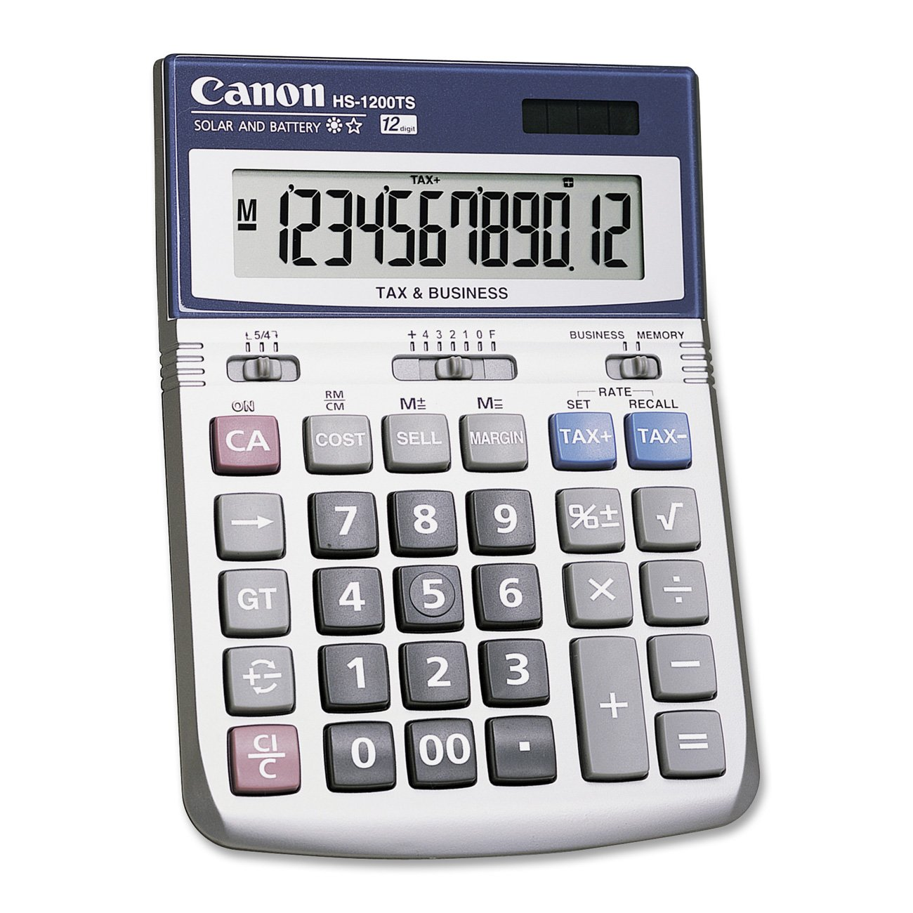 Amazon Canon Office Products Hs 1200ts Business Calculator