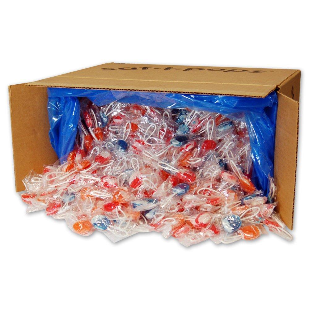 Saf-T-Pops Swirl 25 lb bulk by Saf-T-Pops