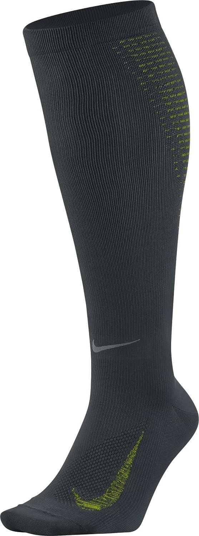 Grün (seaweed   volt   reflect Silber) Nike Herren Elite LightWeißht Compression Over-The-Calf Knie Socken
