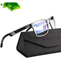 ANYLUV Blue Light Blocking Glasses Women Men - Computer Gaming Glasses,Anti Eyestrain