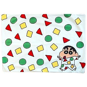 クレヨンしんちゃん 枕カバー パジャマ 約63cm x 43cm KYHF409