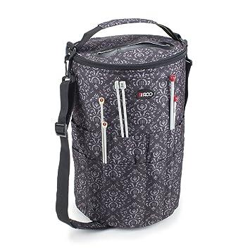 Cubo para tejer bolsa accesorios de costura, manualidades y ...