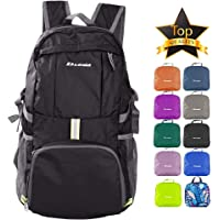 Dveda Lightweight Backpack Durable Hiking Travel packable Backpack for Men Women