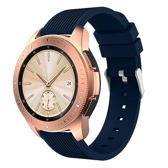Xihama - Bracelet de rechange en silicone pour montre connectée Samsung Galaxy: Amazon.fr: High-tech