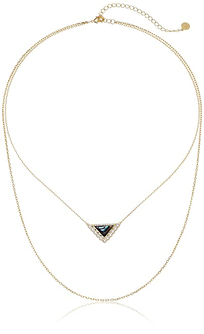 Jules Smith Bermuda Necklace Gold