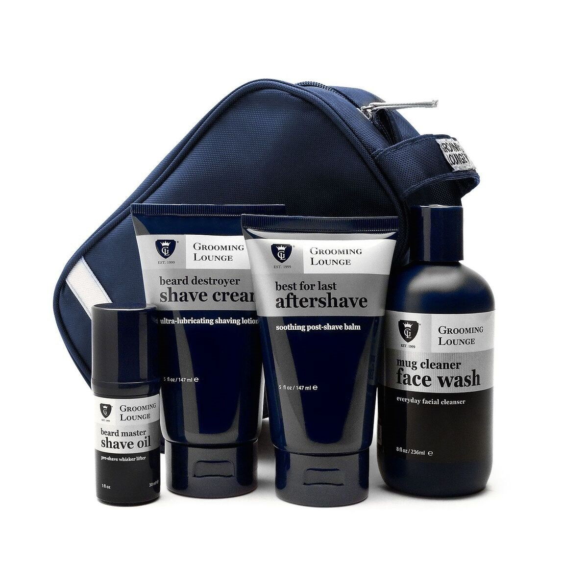 Grooming Lounge Greatest Shave Ever Kit 10019
