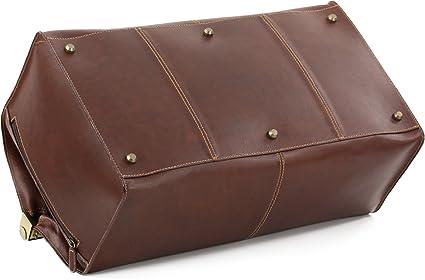 PICARD Men Travelcase Leather Toscana Chestnut 6939 ONYfXXv