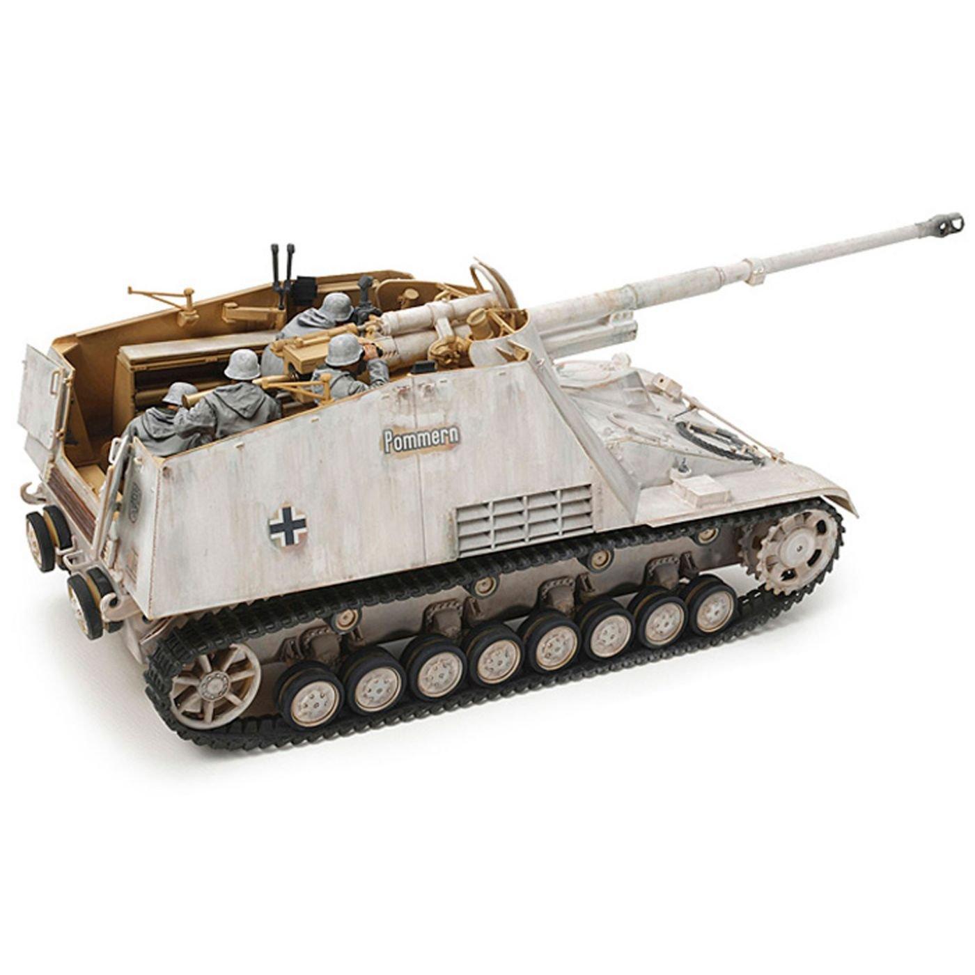 Tamiya America, Inc 35335, German Nashhorn Heavy Tank Destroyer, TAM35335