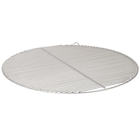 Parrilla de acero inoxidable redonda (varios tamaños ...