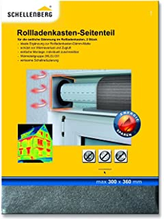 Fabulous Selitherm Rollladenkasten-Dämmung 13 mm Komplett-Set: Amazon.de EX86