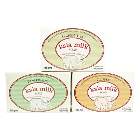 Review Handmade Carabao Milk Soap