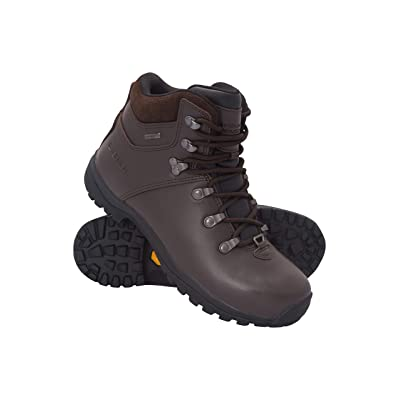 Mountain Warehouse Breacon Womens Hiking Boots - Vibram Ladies Boots | Backpacking Boots