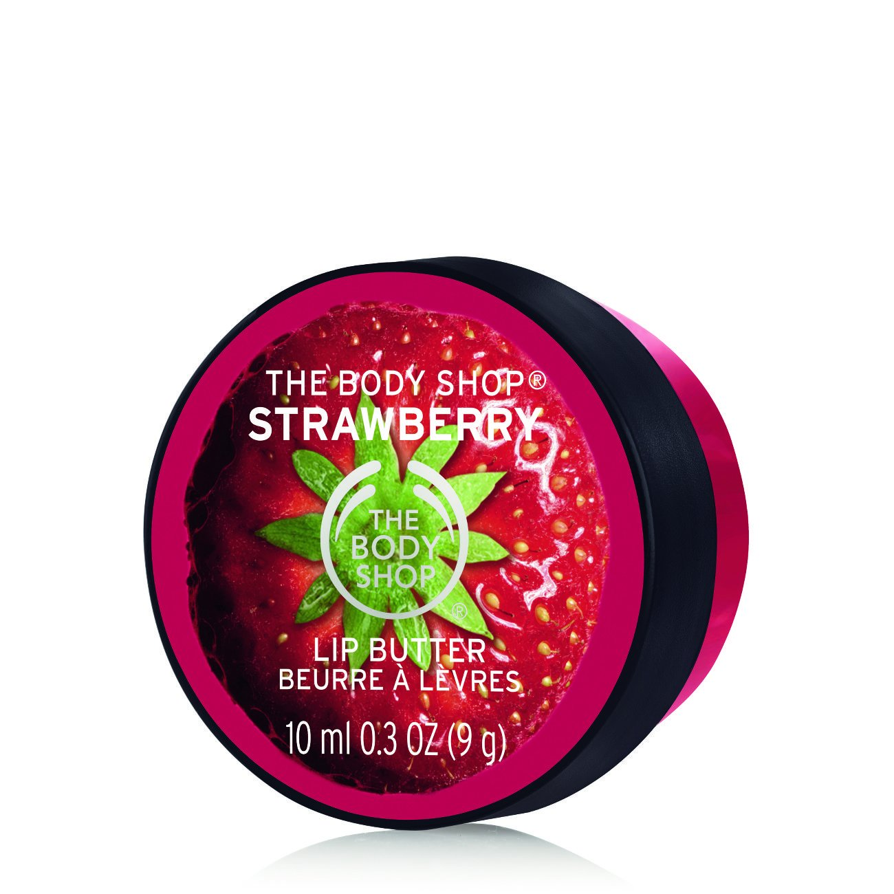 The Body Shop Strawberry Lip Butter - 10ml by The Body Shop