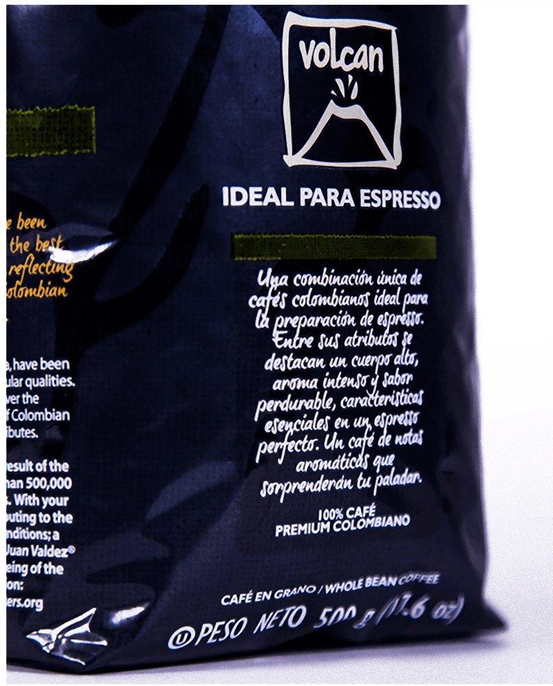 Bean Coffee – 17,6 oz – Selección premium de Juan Valdez ...