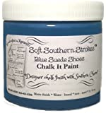 Chalk It Paint Finish for Furniture Arts Crafts and More 8 oz. Biloxi Shores