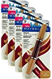 MAYBELLINE Instant Age Rewind Double Face Perfector Concealer - Dark #740 [ Pack of 4 ]