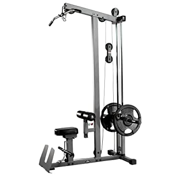 Amazon Com Xmark Lat Pulldown And Low Row Cable Machine Xm 7618