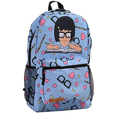 Bob s Burgers Backpack – Tina Belcher Bag