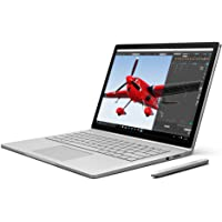 Microsoft Surface Book Touchscreen Laptop with Intel Core i7-6600U / 16GB / 512GB SSD / Win 10 Pro / Surface Pen - Refurbished - Refurbished
