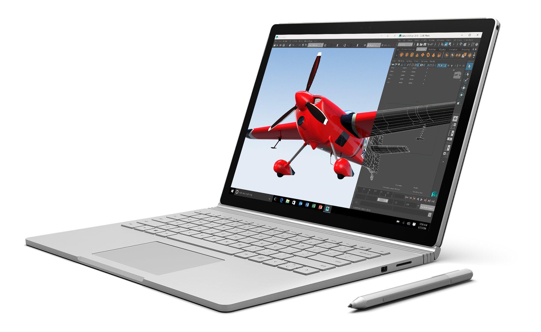 Microsoft Surface Book (128 GB, 8 GB RAM, Intel Core i5) by Microsoft
