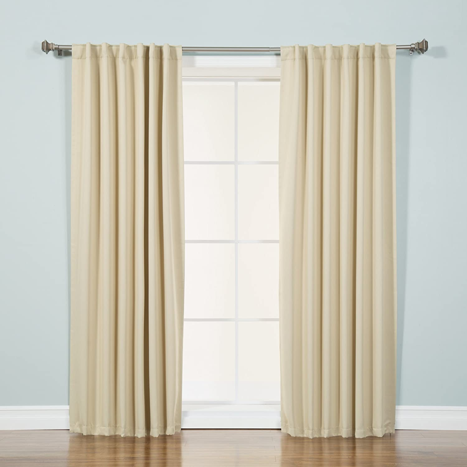 Top 8 Best Curtains For Noise Reduction - Buyer's Guide 6