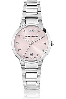 55de95e29b4 Philip Watch Women s Watch Corley Analogue Quartz Stainless Steel  R8253599508