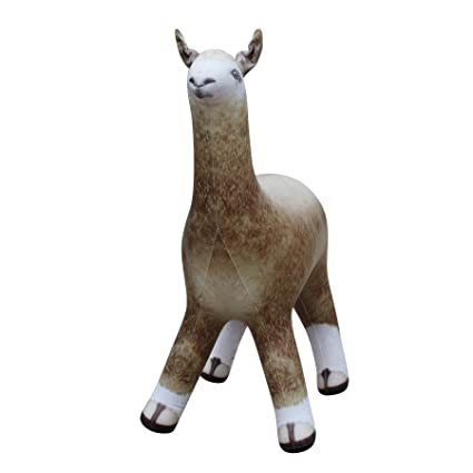 Inflatable Realistic Large Alpaca