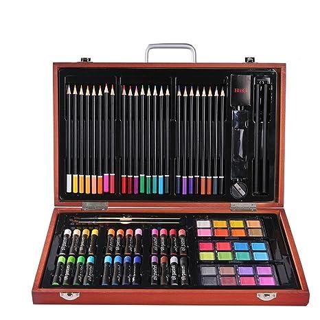 Caja Colores Niños Estuche de Arte de inspiración para ...