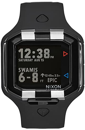 Reloj Nixon Star Wars Ultratide LTD A476SW2244 Hombre Negro Caucho: Amazon.es: Relojes
