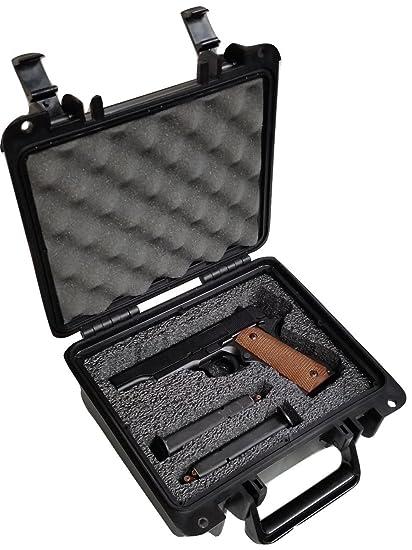 Amazon.com: Case Club estuche impermeable para pistola ...