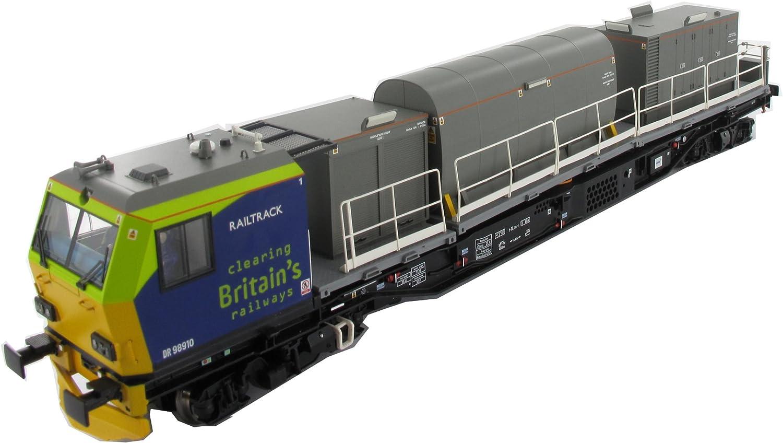 Railtrack Multi-Purpose Vehicle Bachmann Windhoff MPV