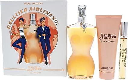 logo de j.p.gaultier perfumes