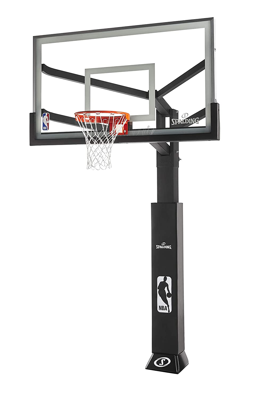 Spalding Arenaビューin-groundバスケットボールシステム   B000H36W8Y