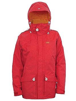 Vans Mujer Snowboard Chaqueta Eris Ins Jacket Women: Amazon ...