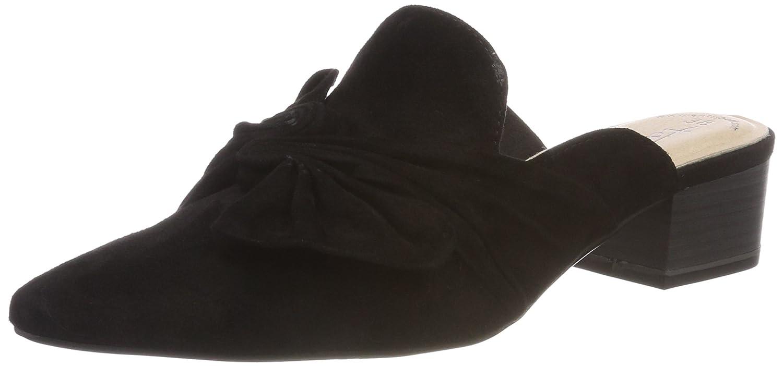 Tamaris 27354, Mules para Mujer 38 EU|Negro (Black)